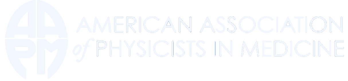 American Association of Physicist in Medicine